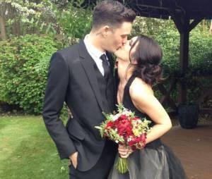 Shenae Grimes s'est mariée
