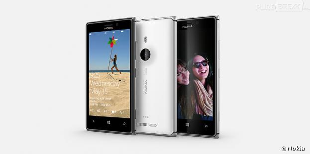 Nokia dévoile le Lumia 925
