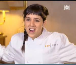 Naoëlle D'Hainaut a remporté Top Chef 2013 le 26 avril sur M6.