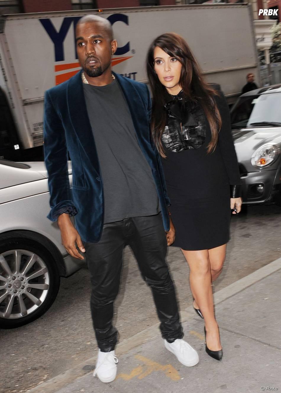 Kim Kardashian et Kanye West : de la rupture dans l'air