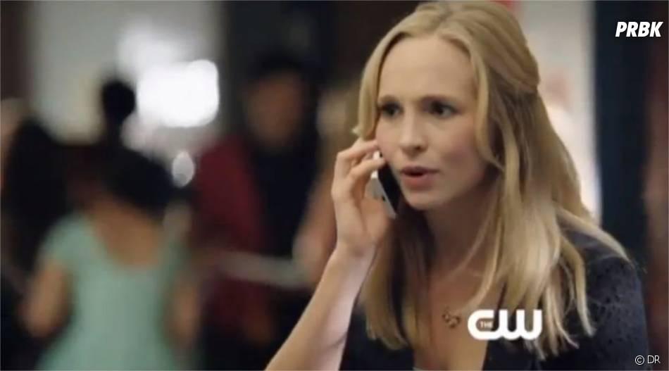 Caroline ne veut pas annuler la remise des diplômes dans le final de la saison 4 de Vampire Diaries