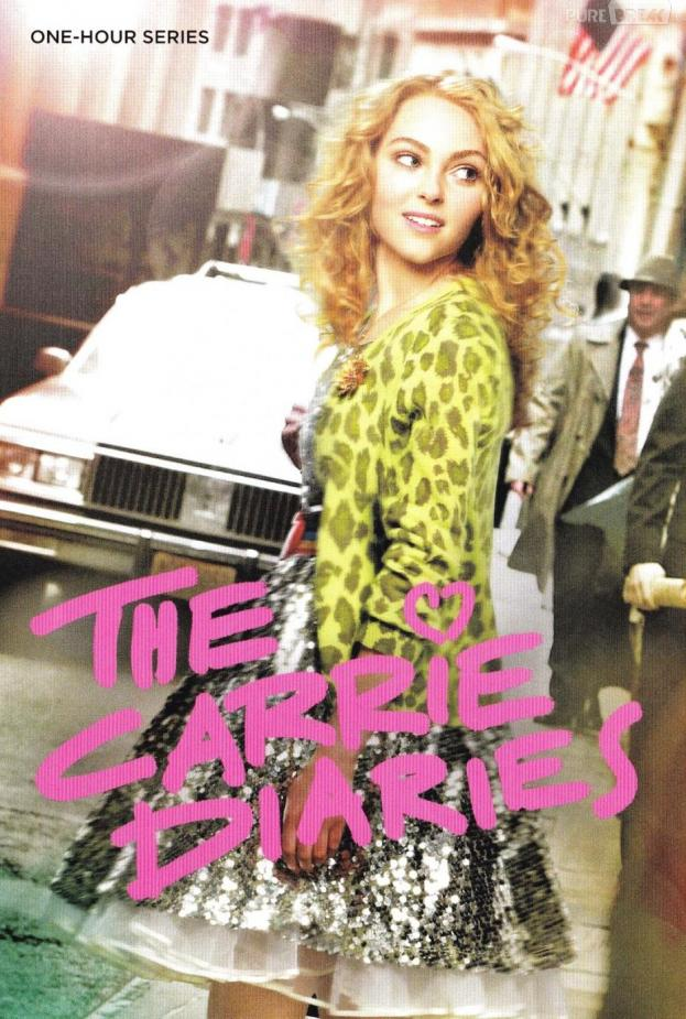 La saison 2 de The Carrie Diaries apportera du changement