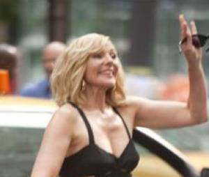 Kim Cattrall incarnait Samantha dans Sex and the City
