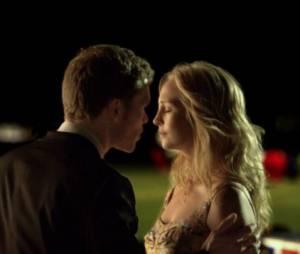 Klaus a fait une déclaration à Caroline dans Vampire Diaries