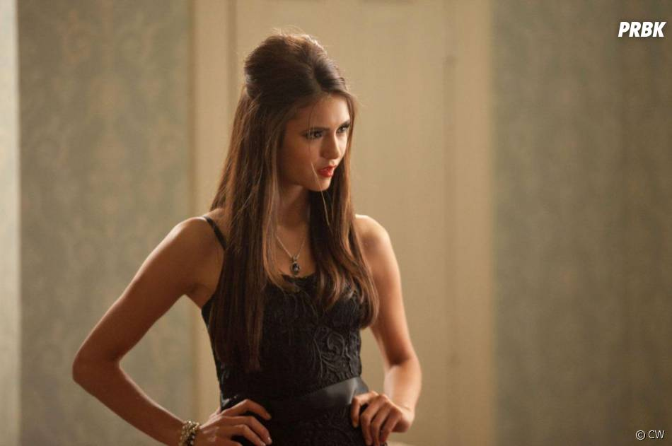 Katherine devient humaine dans Vampire Diaries