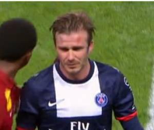 Le dernier match de David Beckham au PSG
