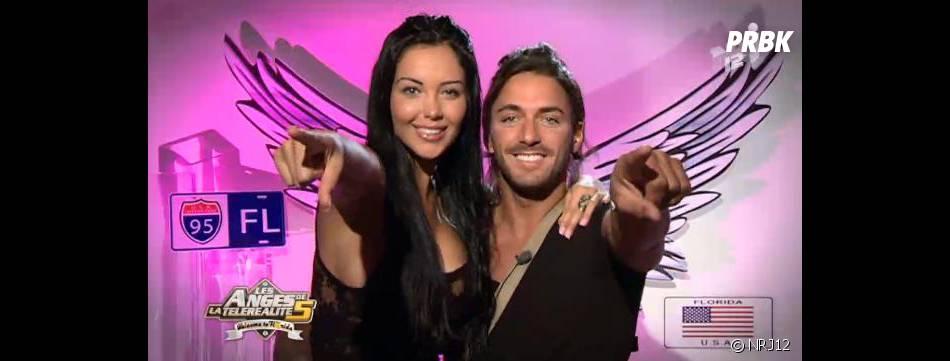 Nabilla et Thomas se sont rapprochés dès les premiers épisodes des Anges de la télé-réalité 5.