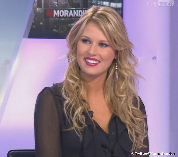Marine était l'invitée du Mag des Anges de la télé-réalité 5 sur NRJ12.