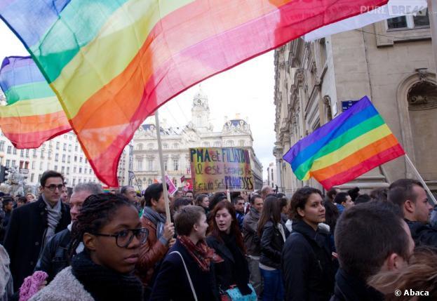 Des milliers de manifestants réunis à New-York pour dénoncer le meurtre d'un jeune homosexuel