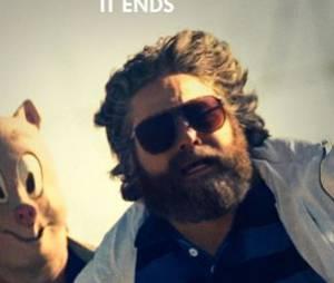 Zach Galifianakis parle d'un spin-off de Very Bad Trip 3