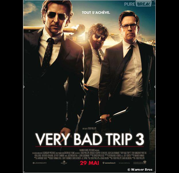 Very Bad Trip 3 aura-t-il un spin-off ?