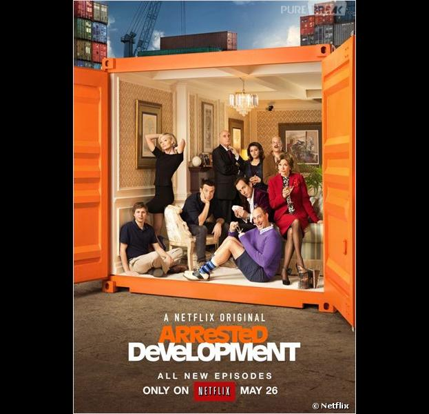 arrested development saison 4 encore plus d 39 pisodes un film venir netflix en r ve. Black Bedroom Furniture Sets. Home Design Ideas