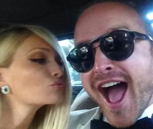 Aaron Paul et Lauren Parsekian sont mari et femme