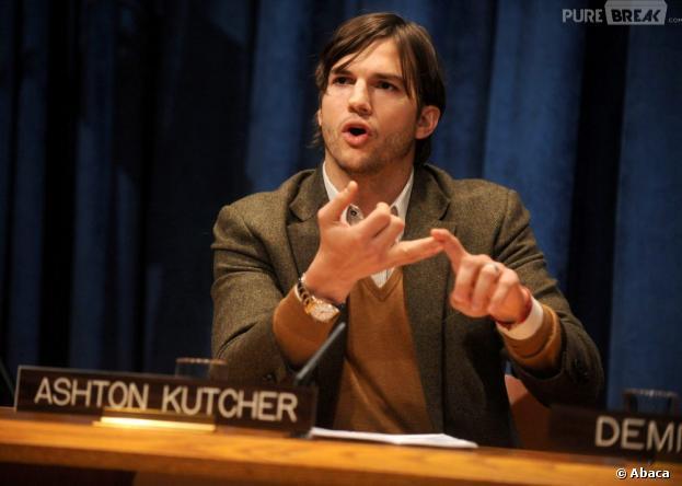 Ashton Kutcher pousse un coup de gueule contre les médias