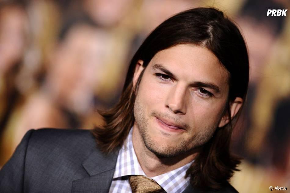 Ashton Kutcher pas fan du retweet