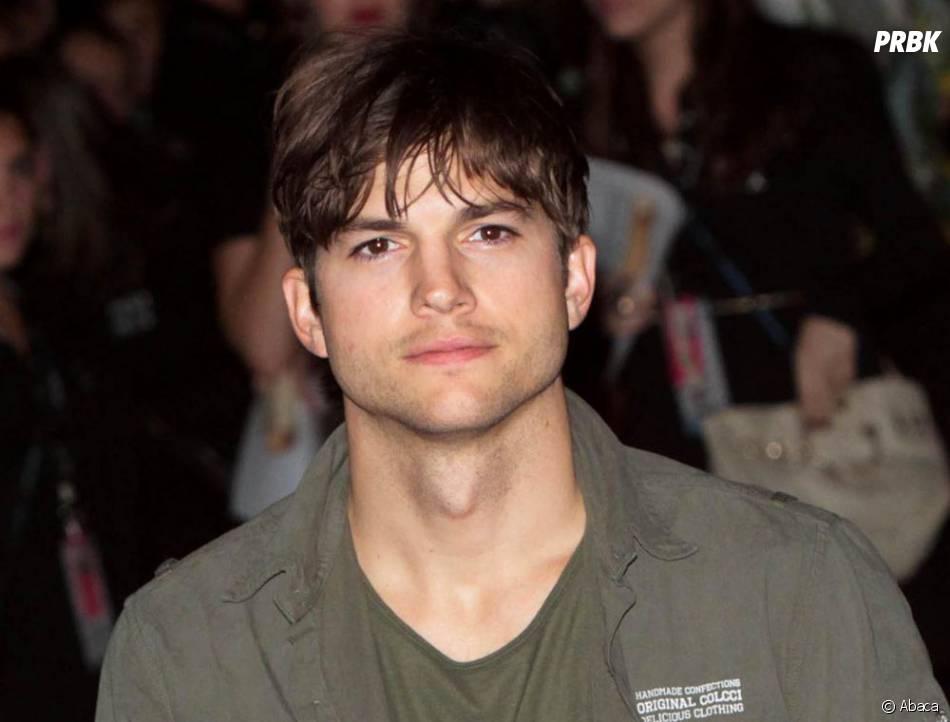 Ashton Kutcher s'en prend à la presse