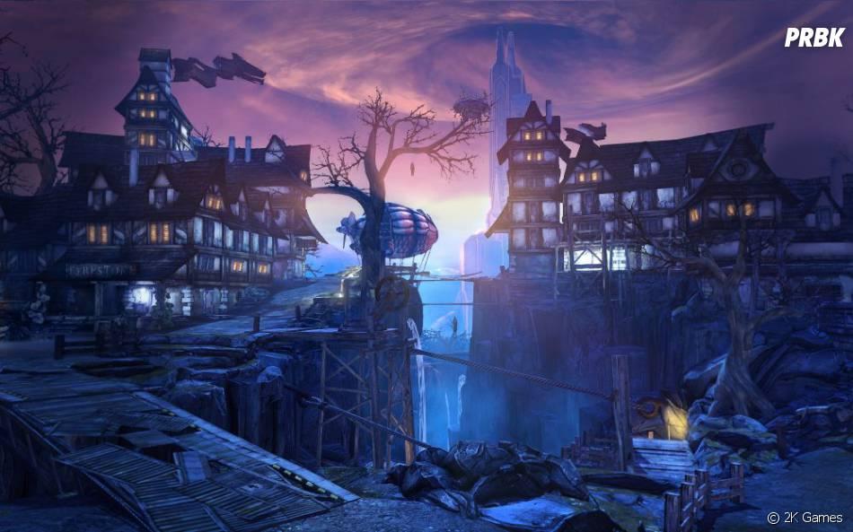 Le nouveau DLC délivre des nouveaux paysages enchanteurs