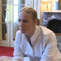 """Masterchef 2013 - Amandine Chaignot se met à table : """"Je vais finir la saison 4 à quatre pattes"""""""