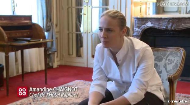 Masterchef 2013 : Amandine Chaignot rejoint le jury.