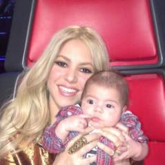 """Shakira : Milan chanceux ? """"Je pense que je vais lui donner le sein jusqu'à ce qu'il aille à l'université !"""""""