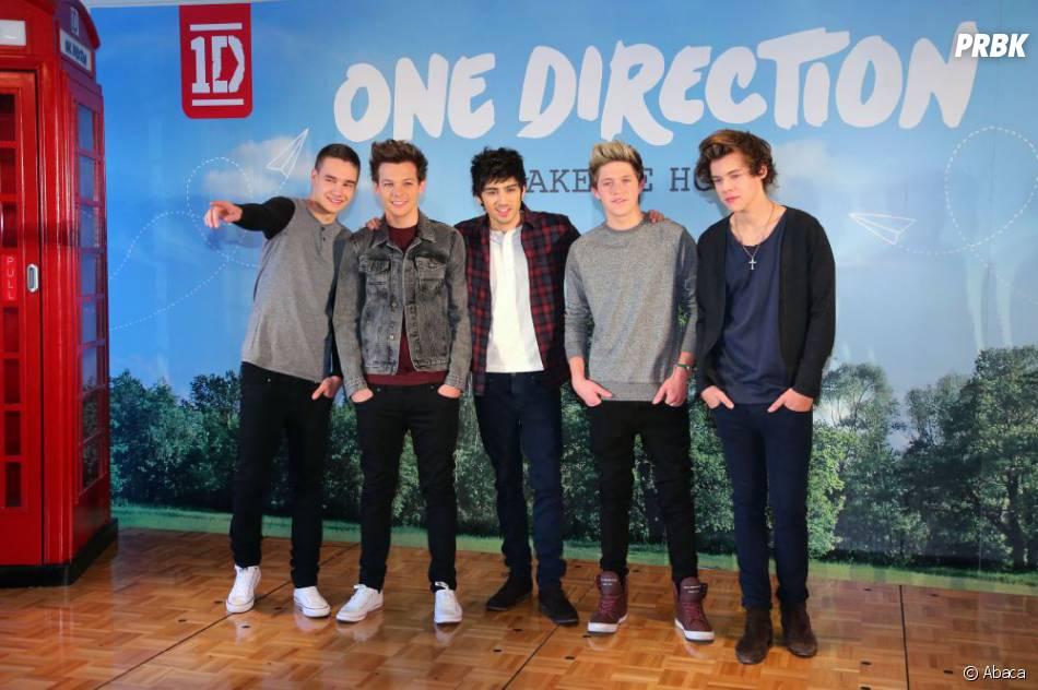 One Direction ridiculisés par un videur ?