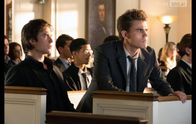 Dans le passé des frères Salvatore dans la saison 5 de Vampire Diaries