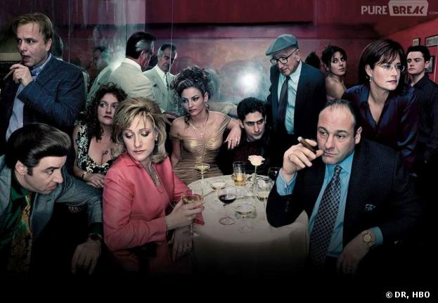 Les Soprano, meilleure série de tous les temps selon la Writer's Guild of America