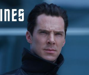 Benedict Cumberbatch est bluffant dans Star Trek Into Darkness