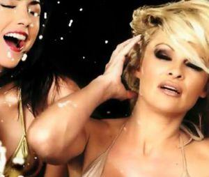 Pamela Anderson censurée en Grande-Bretagne dans une pub pour l'hébergeur de sites internet CrazyDomains.com
