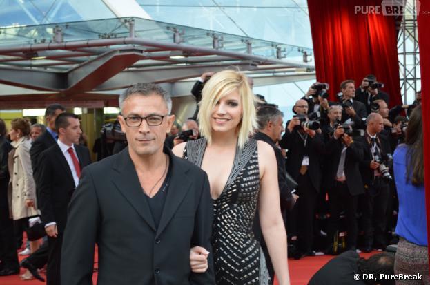Nadège Lacroix et Frédéric Deban au Festival de la télévision de Monte Carlo 2013