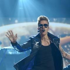 Justin Bieber : une Belieber lui jette... un soutien-gorge