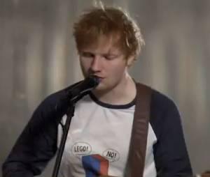 Ed Sheeran participe à la dernière campagne de ONE, l'ONG de Bono (U2)