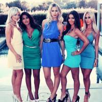 "Ayem Nour ""abandonne"" Caroline Receveur et ses copines : adieu Hollywood Girls 3"