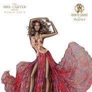 Beyoncé : Roberto Cavalli abuse de Photoshop et la rend anorexique