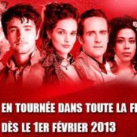 1789 Les amants de la Bastille : la comédie musicale évenement