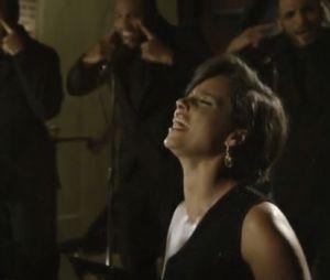Alicia Keys dévoile son nouveau clip, Tears always win