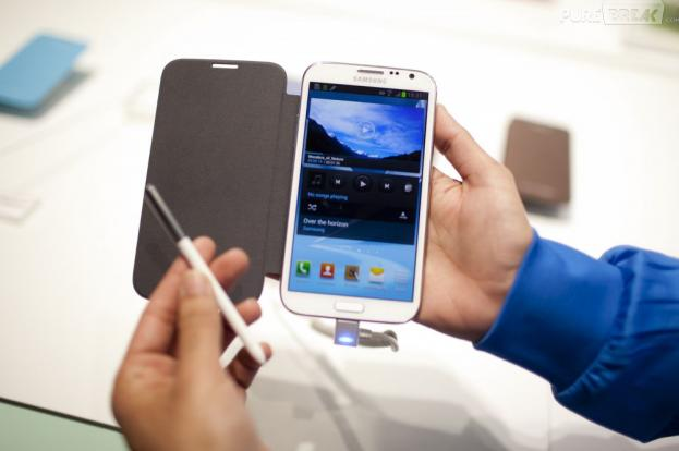 Les smartphones pourront bientôt se recharger avec les fesses.