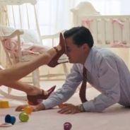 Le Loup de Wall Street : Leonardo DiCaprio dévoile un nouveau visage dans la bande-annonce