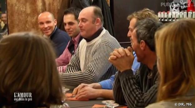 L'amour est dans le pré 2013 : tous les agriculteurs se sont rencontrés à Paris.