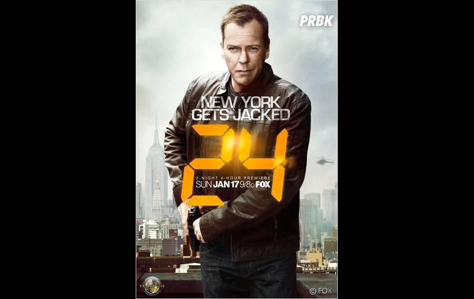 24 heures chrono saison 9 : la série reviendra en 2014