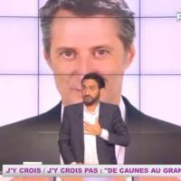 """Antoine de Caunes aux commandes du Grand Journal : une """"très mauvaise idée"""" pour Cyril Hanouna"""
