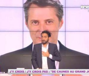 """Pour Cyril Hanouna, l'arrivée d'Antoine de Caunes au Grand Journal est une """"énorme erreur"""""""