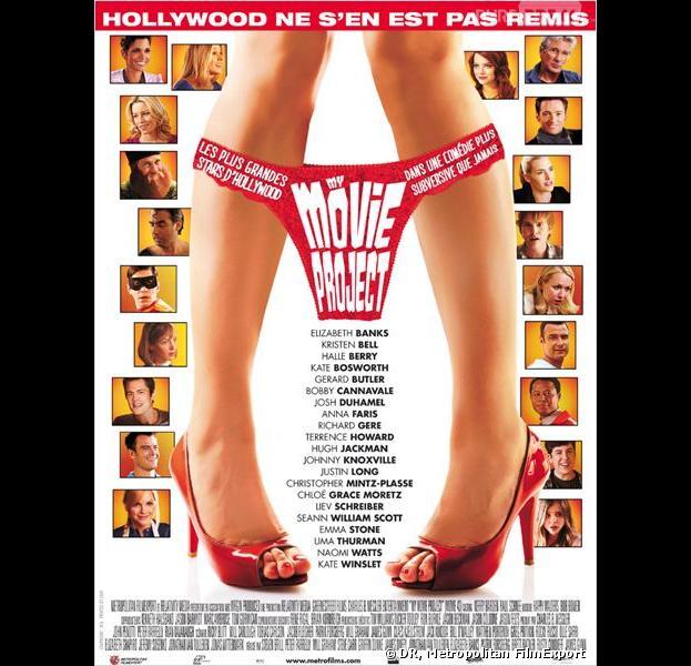 L'affiche de My Movie Project