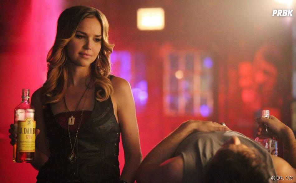 Vampire Diaries : Lexi présente dans de nombreux flashbacks