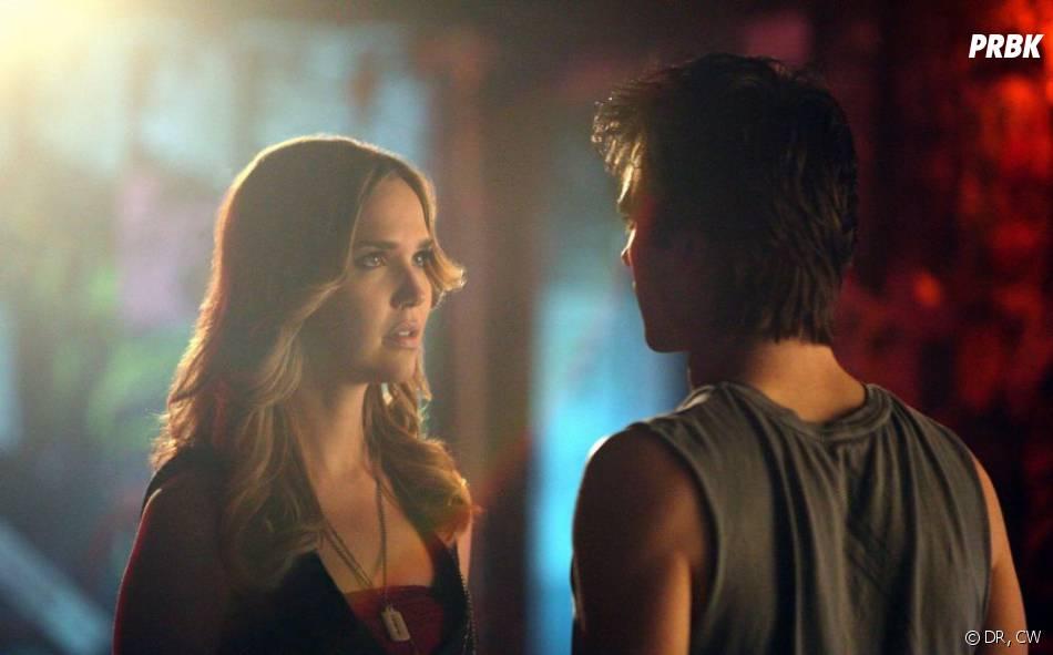 Vampire Diaries saison 5 : Lexi de nouveau face à Damon ?