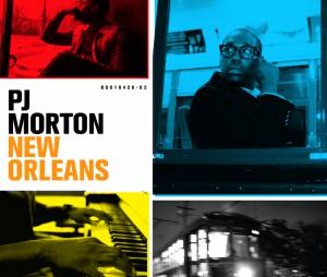 "PJ Morton a sorti son album ""New Orleans"" le 17 juin 2013"