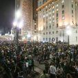 Plus de 100 000 manifestants ont défilé à Sao Paulo au Brésil ce jeudi