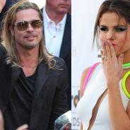 Brad Pitt : bientôt un film avec Selena Gomez pour faire plaisir à ses filles ?