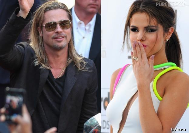 Brad Pitt et Selena Gomez : bientôt un film ensemble ?