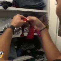Les Anges de la télé-réalité 5 : un string, de la laque et des baskets dorées, on ouvre les valises des candidats
